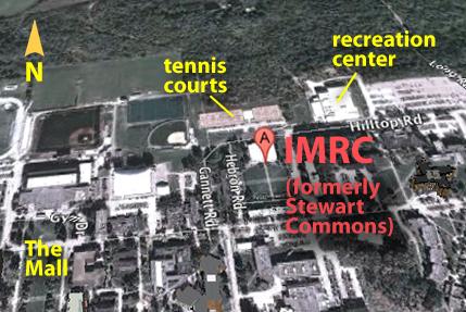 IMRC map